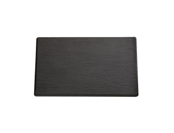 GN 1/4 Tablett SLATE 26,5x16,2cm H 1cm