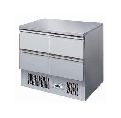Umluft-Kühltisch GN 1/1 KT-9-4Z