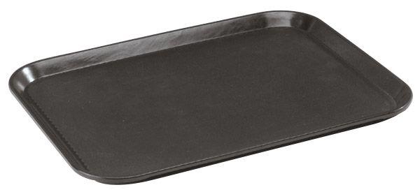 GN-Tablett 1/1 schwarz rutschfest