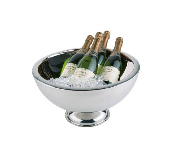 Champagnerkühler D:44cm H:24cm 10,5l