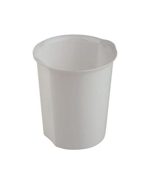 Tischrestebehälter Höhe 15cm weiß