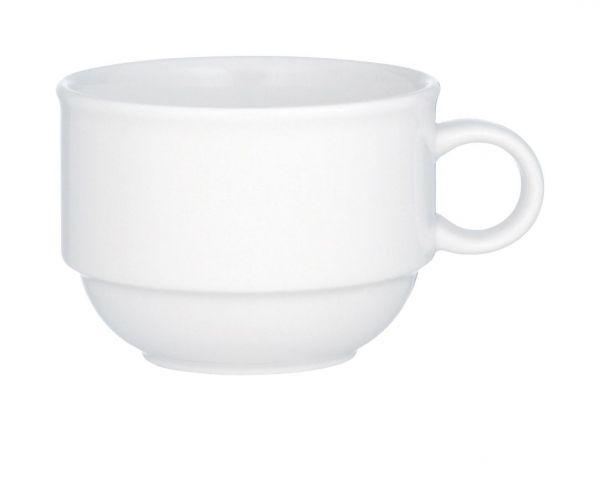 Kaffeetasse 0,22L stapelbar Corpo
