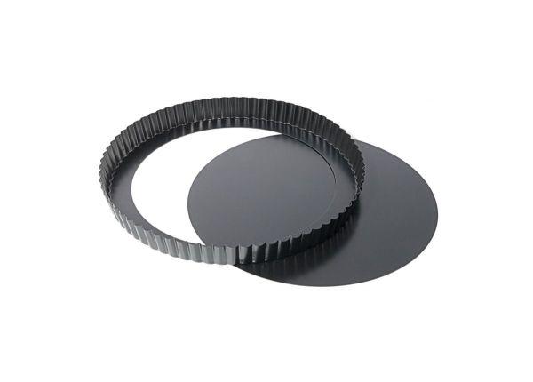 Quiche- /Tortenbodenform antihaft D: 28cm H: 2,5cm
