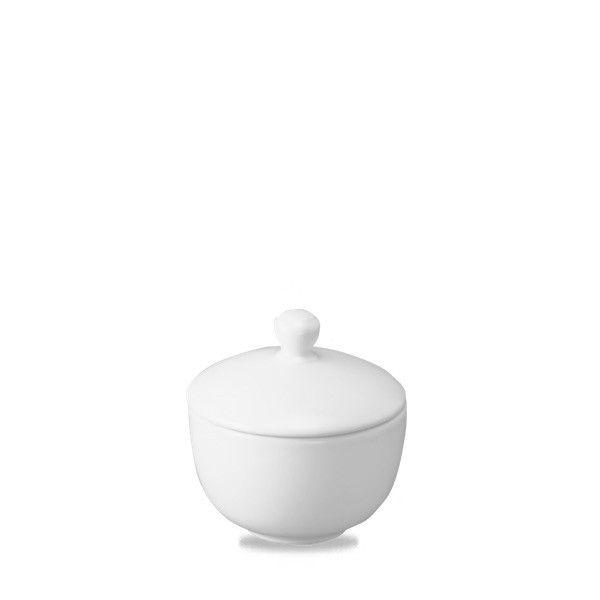 Zuckerschale 9cm WHITE