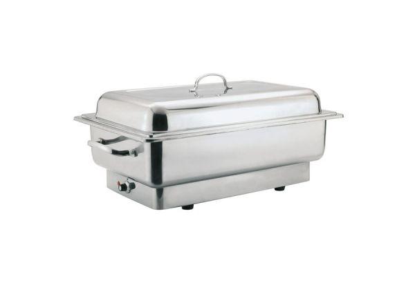 Elektro-Chafing Dish-INOXSTAR L:62cm B:35cm H:29cm