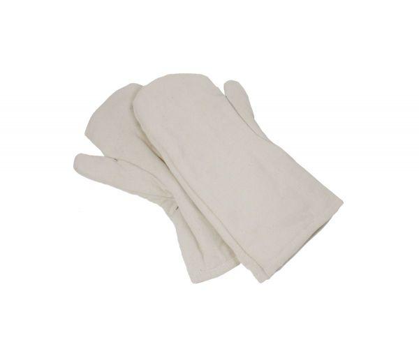 Backhandschuhe L: 36cm B: 15cm