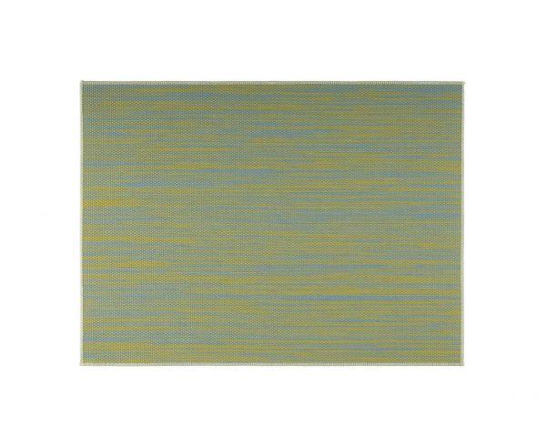 Tischset TAO 45 x 33 cm hellgelb/hellblau