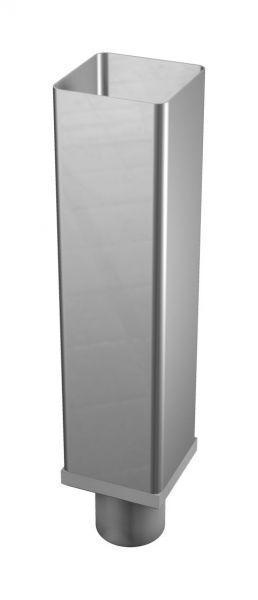 P4 Gerätefüße 150 mm kpl. CNS
