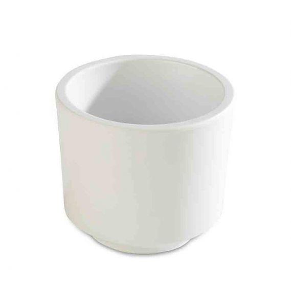 Bento Box ASIA PLUS D:7,5cm H:6,5cm weiß