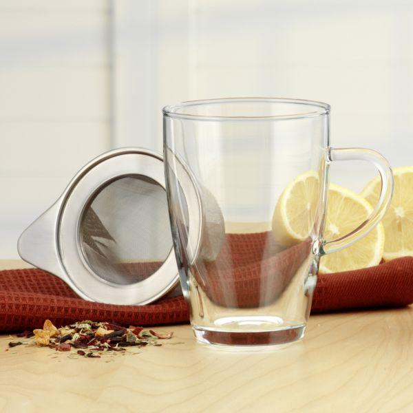 Teebecher-Set 350ml TEA FOR ONE