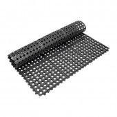 Fußbodenmatte 91,5x91,5cm Gummi