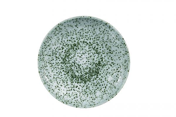 Teller coup 21,7cm MINERAL green