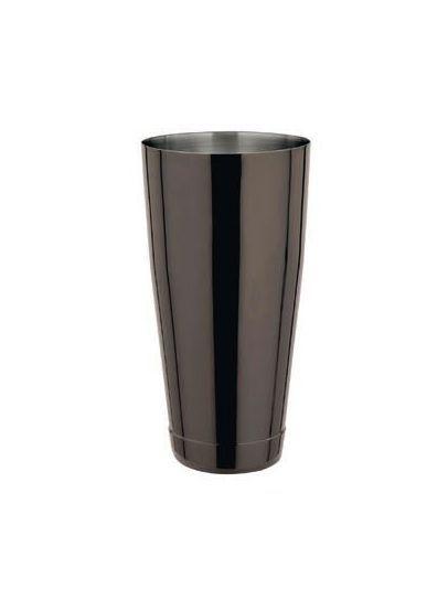 Boston Shaker 800ml Gunmetal black ohne Glas