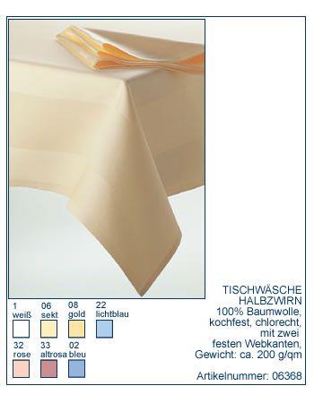 Serviette 50x50 weiß Atlaskante