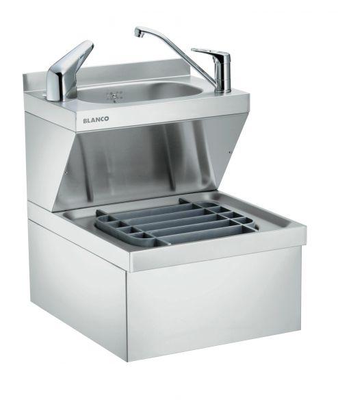 Handwasch-/Ausgusskombination Hau-PSW-5X6
