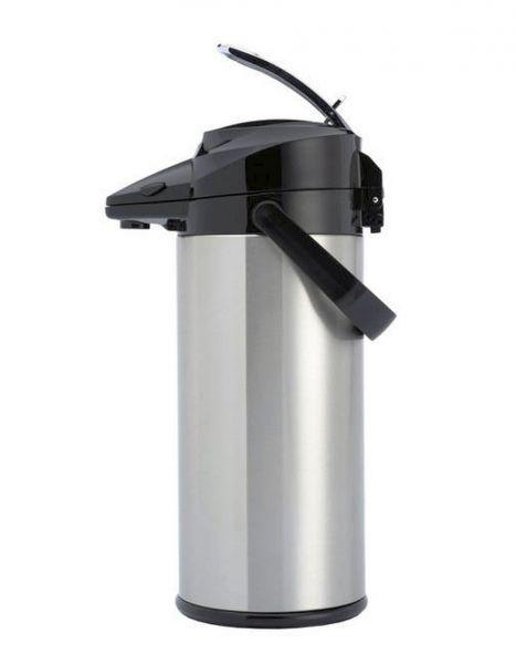 Pump-Kanne Edelstahlhülle 2,1l